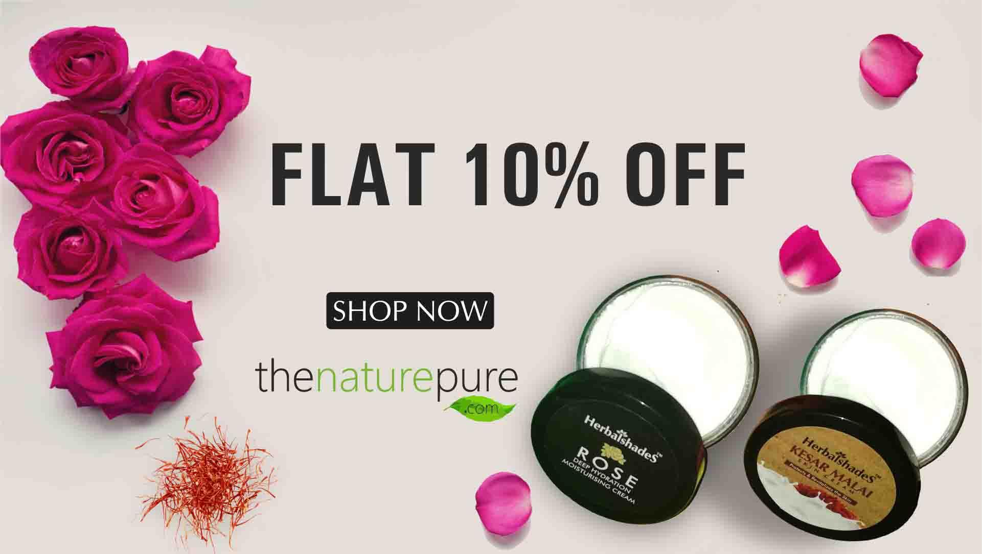 flat discount sale