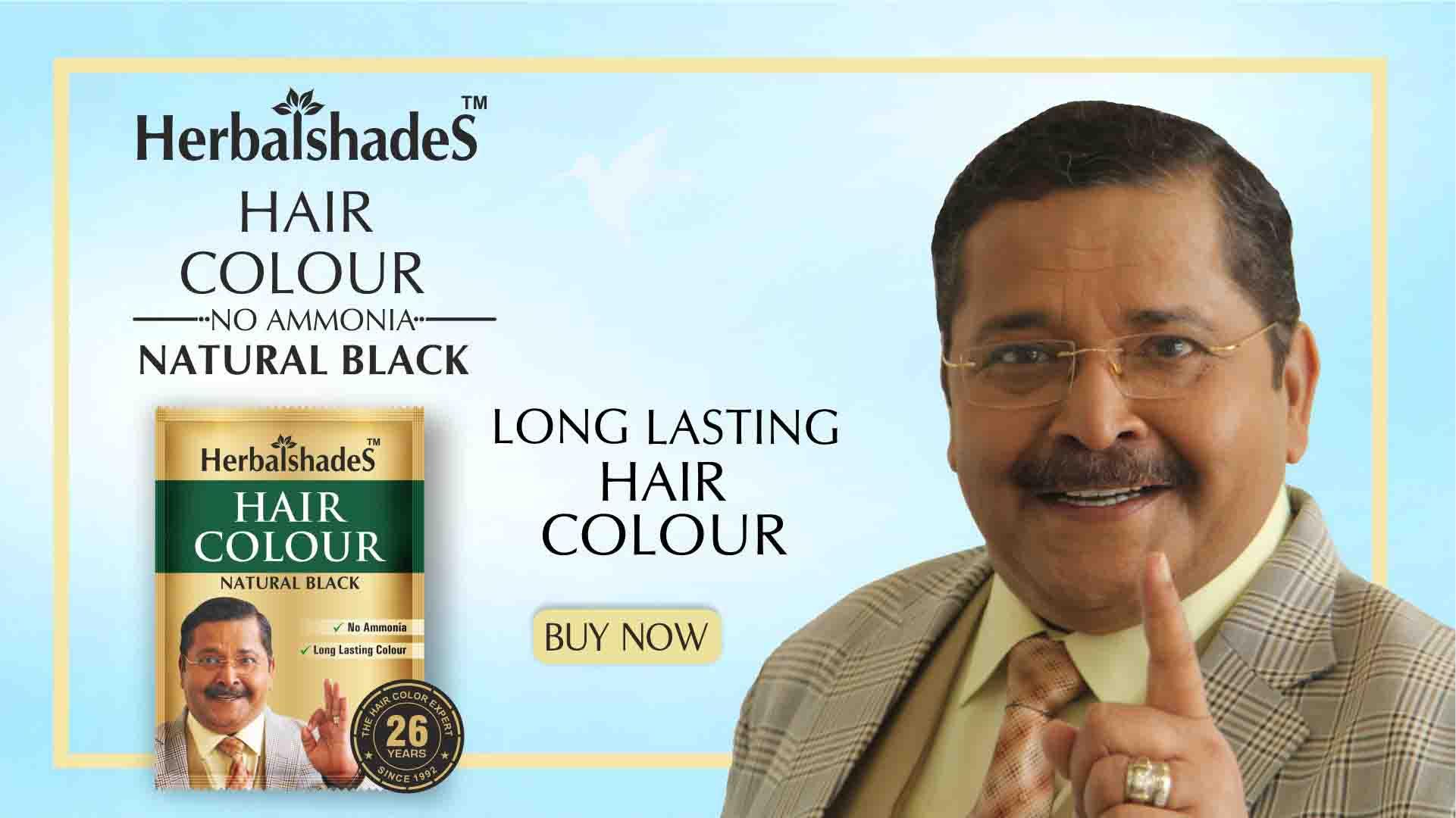 long lasting hair colour